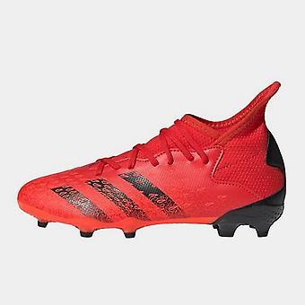 أداس المفترس نزوة .3 جونيور FG أحذية كرة القدم