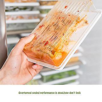 Gran capacidad ambiental de alimentos frescos mantener el contenedor caja de mantenimiento de frescos