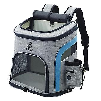 Breathable pet backpack