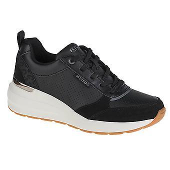 Skechers Billion Subtle Spots 155616BLK universal all year women shoes