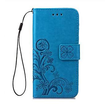 For Iphone 11 Pro Max Case Pu Leather Retro Flip Magnetic Wallet Cover