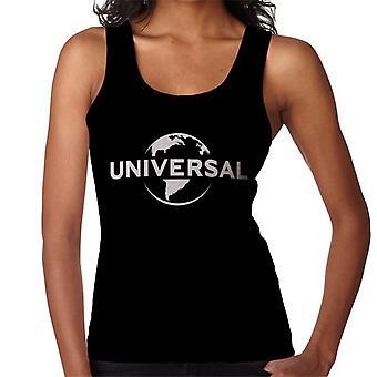 Universella bilder Svartvit logotyp damväst