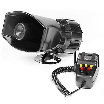 Tone Sound Car Siren Horn Mic Pa Système de haut-parleurs