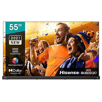 "Smart TV Hisense A9G 55"" 4K Ultra HD OLED WiFi"