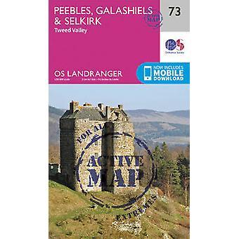 Peebles Galashiels & Selkirk Tweed Valley