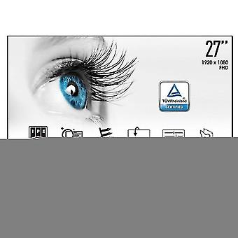 Security monitors recorders pro mp271 27 inch full hd ips monitor