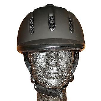 Ridning lue hjelm ridehodeplagg beskyttende