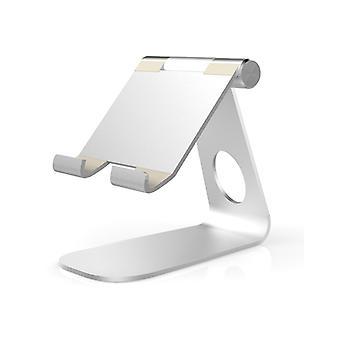 タブレットスタンドマルチアングルタブレットスタンド Ipad Air Ipad Mini Ipad Pro 用タブレット用調節可能なスタンド サムスンタブIphoneその他のタブレット