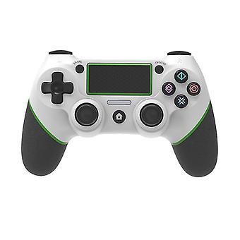 דבק Ps4 אלחוטי Bluetooth Gamepad מנוע כפול עם רטט 6 ציר