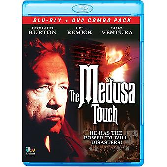 The Medusa Touch [2 Discs] [Blu-ray/Dvd] [BLU-RAY] USA import