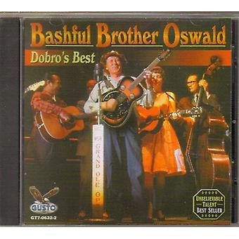 Oswald Bashful Brot - Dobros bästa [CD] USA import