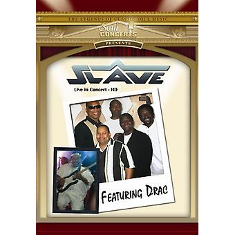 Slave - Live in Concert Featuring Drac [DVD] USA import