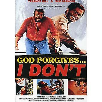 God Forgives I Don't [DVD] USA import