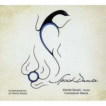 David Braid - Spirit Dance [CD] USA import