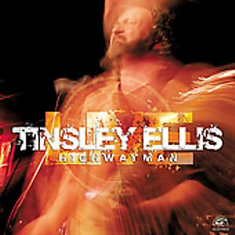 Tinsley Ellis - Live! Highwayman [CD] USA import