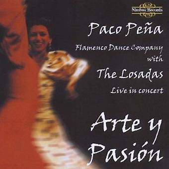 Paco Pena - importation USA Arte Y Pasión [CD]