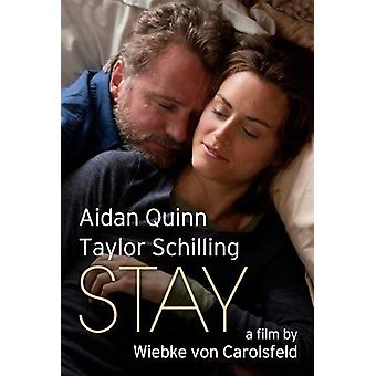 Stay [DVD] USA import