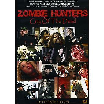 Zombie-jagers: Stad van de doden, Season One, Vol. 2 [DVD] USA import