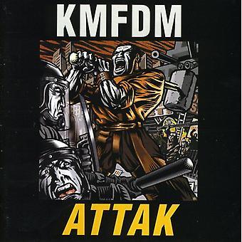 KMFDM - importer des USA de l'Attak [CD]