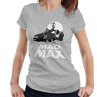 Mad To The Max Sam And Max Women's T-Shirt