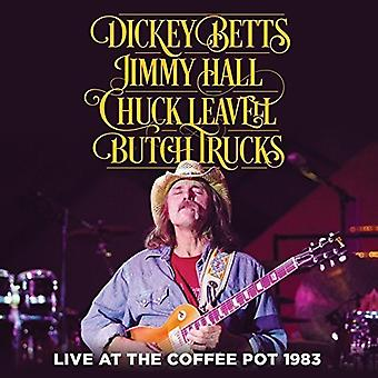 Betts, Dickey / Hall, Jimmy / Leavel, Chuck - Live at the Coffee Pot 1983 [CD] USA import