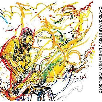 David S Ware - Live in New York 2010 [CD] USA import