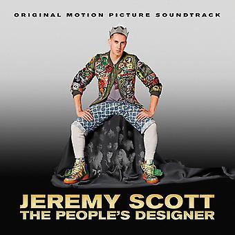 Jeremy Scott: The People's Designer (Ori - Jeremy Scott: The Peoples Designer (Ori [CD] USA import