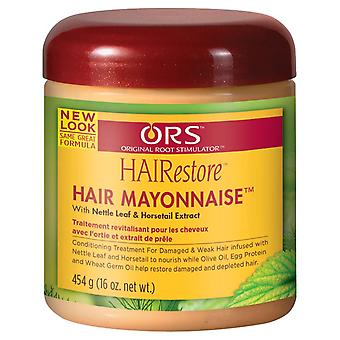 Organic Root Stimulator Hair Mayonnaise  454g