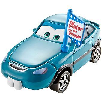 Disney Cars Mater la mayor Bucky Brakedust 1.55 Diecast Car
