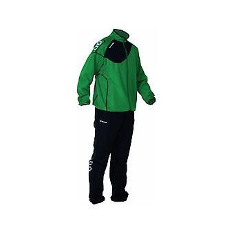 Stanno Montreal Micro Taslan trainingspak (groen)
