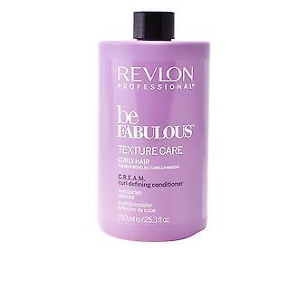 Revlon være fabelaktig krøllete balsam 750 Ml Unisex
