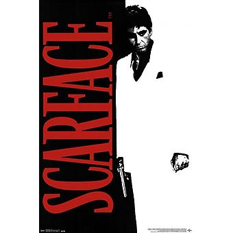 Scarface - Classic Poster Print