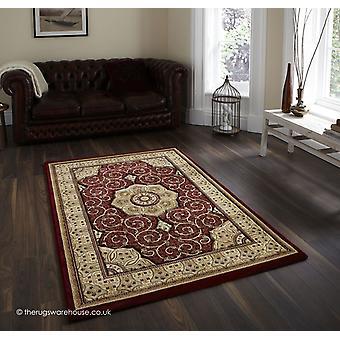 Nerima rood tapijt