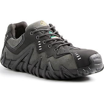 Terra Mens Spider Composite Toe Cap S1P SRA Safety Trainers Shoes