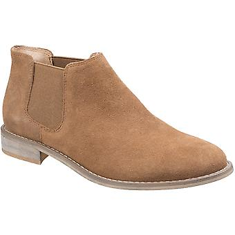 Divaz Womens/Ladies Megan Pull On Cushioned Casual Chelsea Ankle Boots