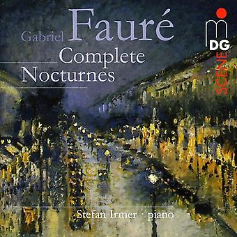 G. Faure - Faur : Complete Nocturnes [CD] USA import