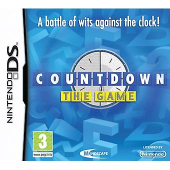 Countdown (Nintendo DS) - Neu