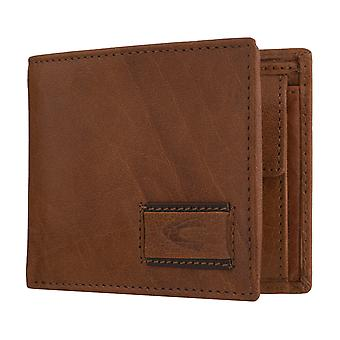 Camel active mens wallet portefeuille purse Cognac 6344