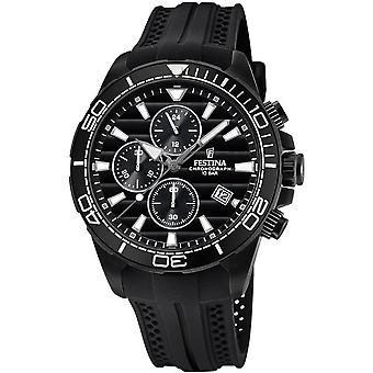 Festina mens watch chronograph F20369-1