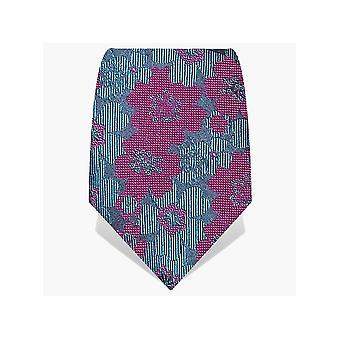 グレシャム ブレイク 100% の絹の花のネクタイ