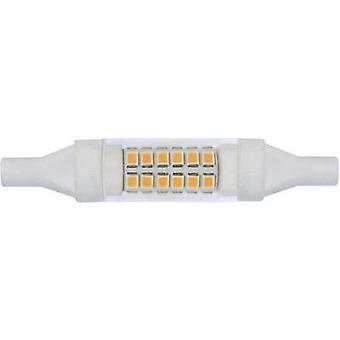 LightMe LM85152 LED (monochrome) EEC A+ (A++ - E) R7s Tubular 5 W Warm white (Ø x L) 15 mm x 78 mm 1 pc(s)