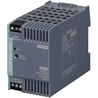 Siemens SITOP PSU100C 24 V/4 A Rail mounted PSU (DIN) 24 V DC 4 A 96 W 1 x