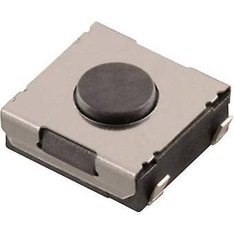 Würth Elektronik WS-TSW 430466043726 Druckknopf 12 V DC 0.05 A 1 x Off/(On) momentan 1 Stk.(s)