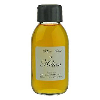 Kilian 'Pure Oud' Eau De Parfum 3.4 oz / 100 ml Refill, Brand New,Brown Box