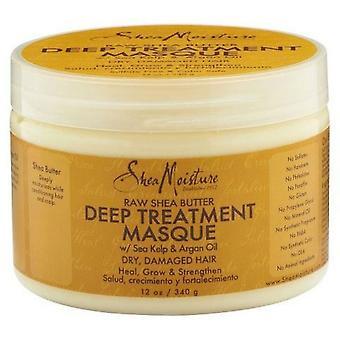 Shea Moisture Raw Shea Butter Deep Treatment Masque 12oz