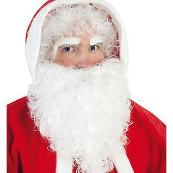 Nicholas sett av hvit 3-teililg X-Mas julen