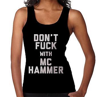 Non scherzare con gilet donna Hammer MC