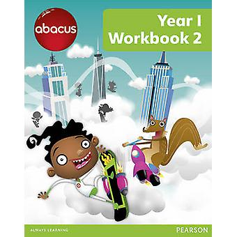 Abacus Year 1 Workbook 2 by Ruth Merttens - 9781408278420 Book