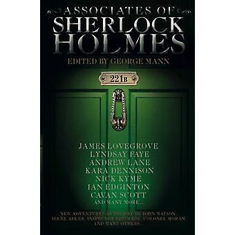 Associates of Sherlock Holmes - Brand New Tales of the Great Detective