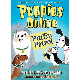 Puffin patrulha por Amanda Swift - Jennifer Gray - Steven Lenton - Jot D